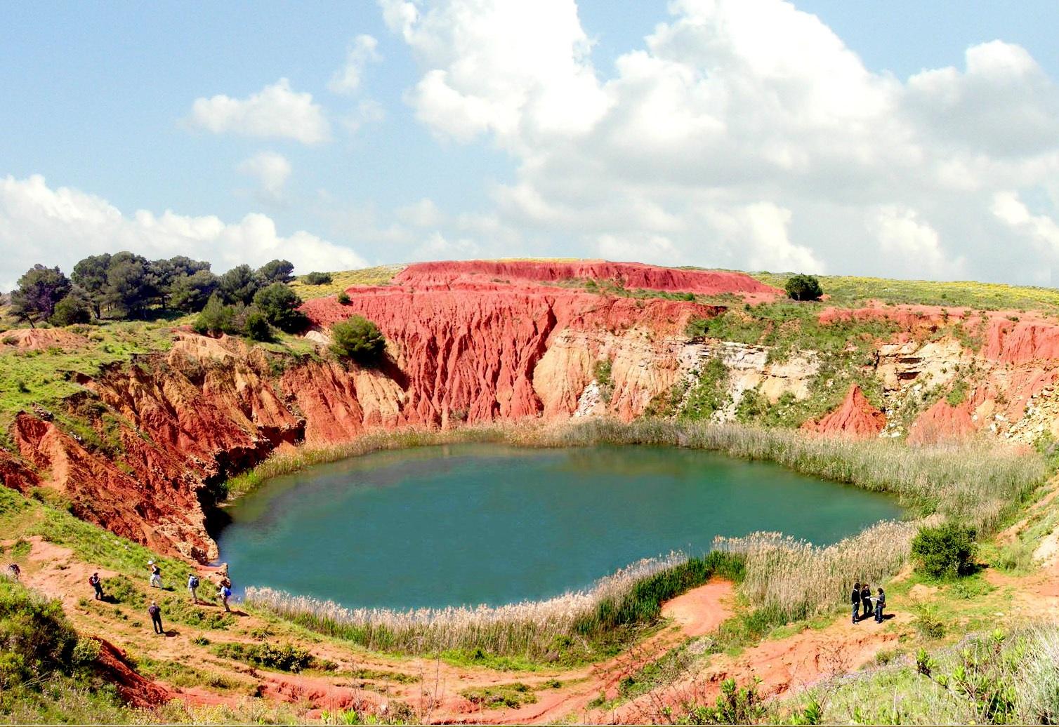 Lago-Rosso